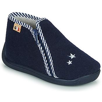 Čevlji  Otroci Nogavice GBB KITRA Modra