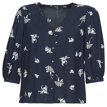 Oblačila Ženske Srajce & Bluze Vero Moda VMJILLEY Modra