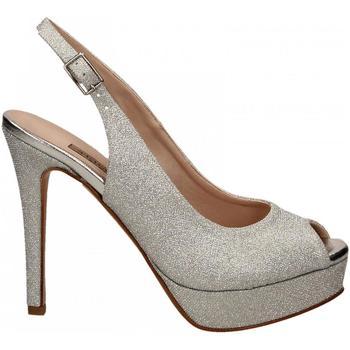 Čevlji  Ženske Sandali & Odprti čevlji Albano MESH argento