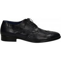 Čevlji  Moški Čevlji Derby Edward's TIMOTY SACCHETTO NERUDA blu