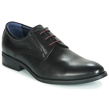 Čevlji  Moški Čevlji Derby Fluchos HERACLES Črna