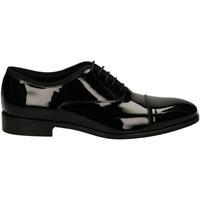Čevlji  Moški Čevlji Derby Carlo Pignatelli RUGAN nero