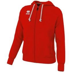 Oblačila Moški Športne jope in jakne Errea Sweatshirt  Wita rouge/blanc