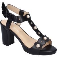 Čevlji  Ženske Sandali & Odprti čevlji Brigitte Sandale BN472 Črna