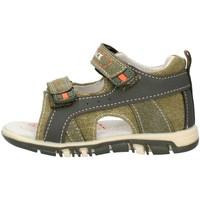 Čevlji  Dečki Sandali & Odprti čevlji Lumberjack SB42106005X84 Green