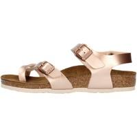 Čevlji  Deklice Sandali & Odprti čevlji Birkenstock 1014444 Pink