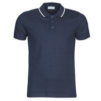 Oblačila Moški Polo majice kratki rokavi Yurban M.BOUPI Modra