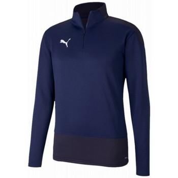 Oblačila Moški Športne jope in jakne Puma Training top  Teamgoal violet foncé/bleu nuit