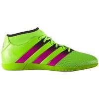 Čevlji  Moški Nogomet adidas Originals Ace 163 Primemesh IN Črna,Zelena,Roza