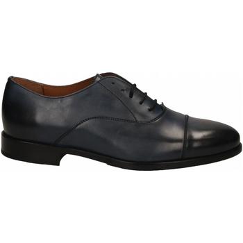 Čevlji  Moški Čevlji Derby Frau SIENA blu