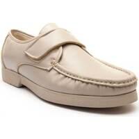 Čevlji  Moški Čevlji Derby & Čevlji Richelieu Keelan 63206 BEIGE