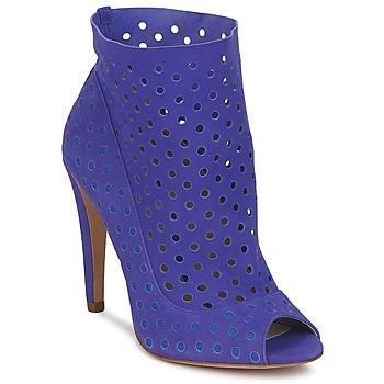 Čevlji  Ženske Nizki škornji Bourne RITA Modra