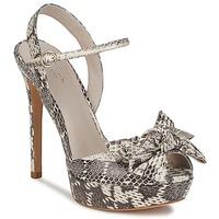 Čevlji  Ženske Sandali & Odprti čevlji Bourne MOLLIE Siva