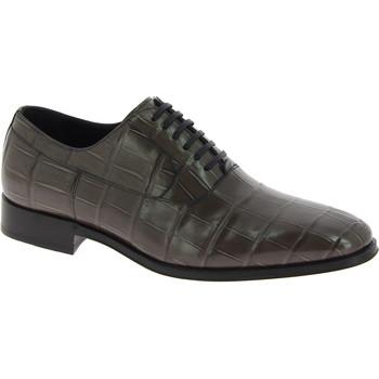 Čevlji  Moški Čevlji Derby D&G CA5751 A2338 80720 grigio