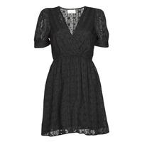 Oblačila Ženske Kratke obleke Moony Mood ACTINE Črna