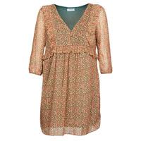 Oblačila Ženske Kratke obleke Betty London MOUTI Večbarvna