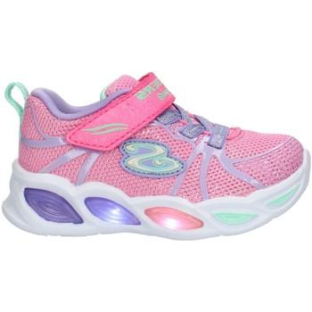 Čevlji  Otroci Nizke superge Skechers 302042 Pink