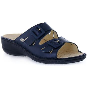 Čevlji  Ženske Natikači Grunland BLU DARA Blu