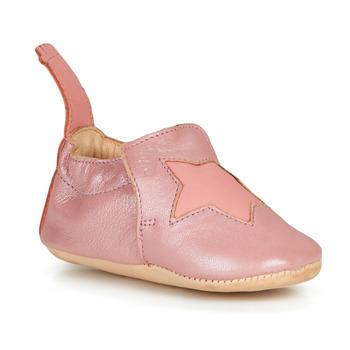 Čevlji  Otroci Nogavice Easy Peasy BLUMOO ETOILE Rožnata