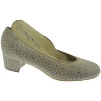 Čevlji  Ženske Salonarji Calzaturificio Loren LO60713li grigio