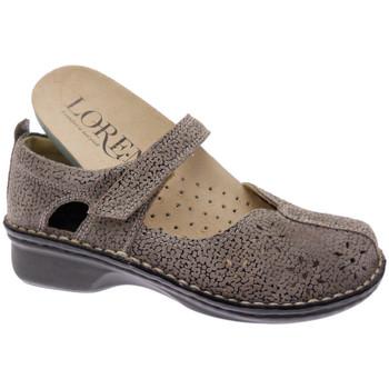 Čevlji  Ženske Balerinke Calzaturificio Loren LOM2313tabo tortora