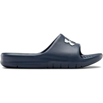 Čevlji  Moški Natikači Under Armour Core Pth Slide Mornarsko modra