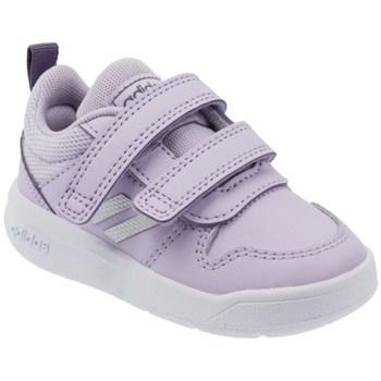 Čevlji  Otroci Nizke superge adidas Originals Tensuar I Bela,Roza