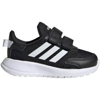 Čevlji  Otroci Nizke superge adidas Originals Tensaur Run I Črna