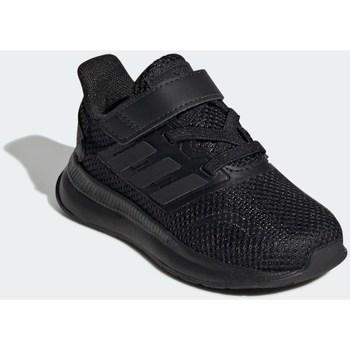 Čevlji  Otroci Nizke superge adidas Originals Runfalcon I Črna