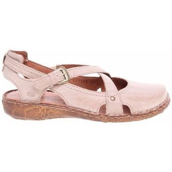 Čevlji  Ženske Sandali & Odprti čevlji Josef Seibel Ballerinas Roza