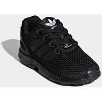 Čevlji  Otroci Nizke superge adidas Originals ZX Flux EL I Črna