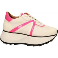 Čevlji  Ženske Nizke superge Alexander Smith CHELSEA white-fluo-pink