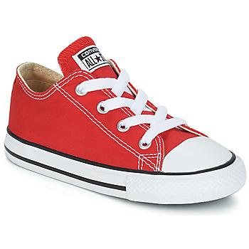 Čevlji  Otroci Nizke superge Converse CHUCK TAYLOR ALL STAR CORE OX Rdeča