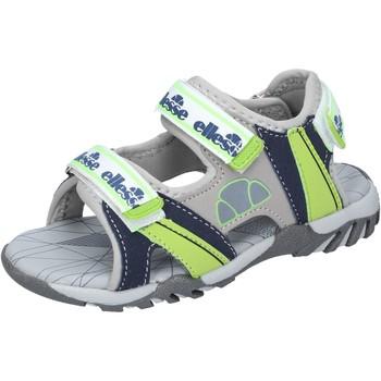Čevlji  Dečki Sandali & Odprti čevlji Ellesse BN676 Siva