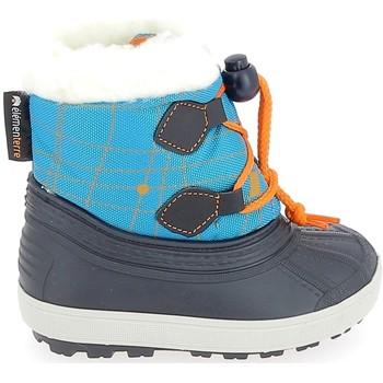 Čevlji  Škornji za sneg Elementerre Appleton BB Turquoise Modra