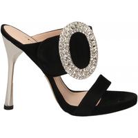 Čevlji  Ženske Sandali & Odprti čevlji Tiffi AMALFI nero