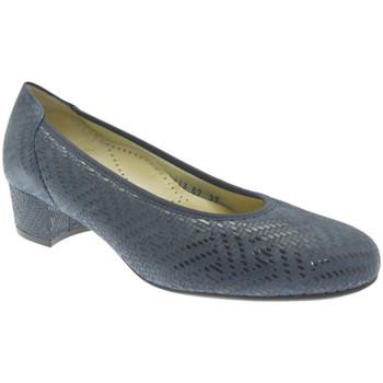 Čevlji  Ženske Salonarji Calzaturificio Loren LO60713abi blu