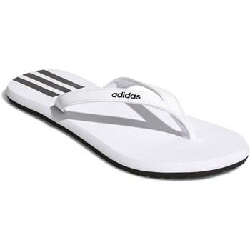 Čevlji  Ženske Čevlji za v vodo adidas Originals Eezay Flip Flop Bela