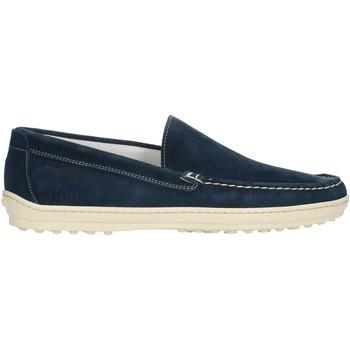 Čevlji  Moški Mokasini Igi&co 51113 Blue