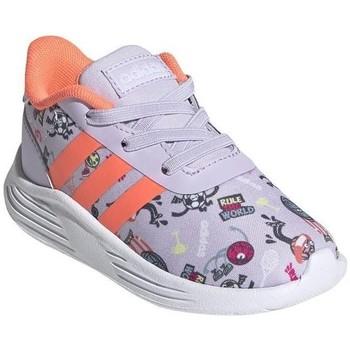 Čevlji  Otroci Nizke superge adidas Originals Lite Racer 20 I Siva,Oranžna