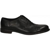 Čevlji  Moški Čevlji Derby Franco Fedele FORO nero