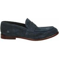 Čevlji  Moški Mokasini J.p. David WASH blu-scuro
