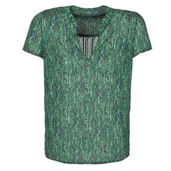 Oblačila Ženske Topi & Bluze Ikks BR11055 Zelena