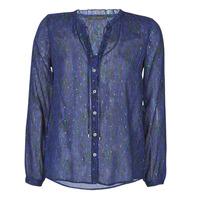 Oblačila Ženske Srajce & Bluze Ikks BR13035 Modra