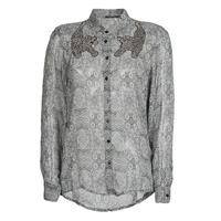 Oblačila Ženske Srajce & Bluze Ikks BR12055 Črna