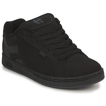 Čevlji  Moški Nizke superge Etnies FADER Črna