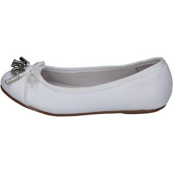 Čevlji  Deklice Balerinke Enrico Coveri Balerinke BN702 Bela