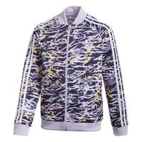 Oblačila Deklice Športne jope in jakne adidas Originals SST TOP Vijolična