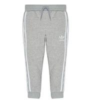 Oblačila Otroci Spodnji deli trenirke  adidas Originals TREFOIL PANTS Siva