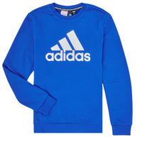 Oblačila Dečki Puloverji adidas Performance JB MH CREW Modra
